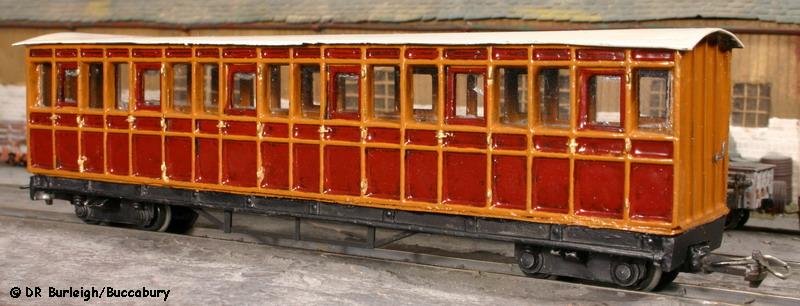 Llanmynach & Tawel-llety Railway - Rolling Stock